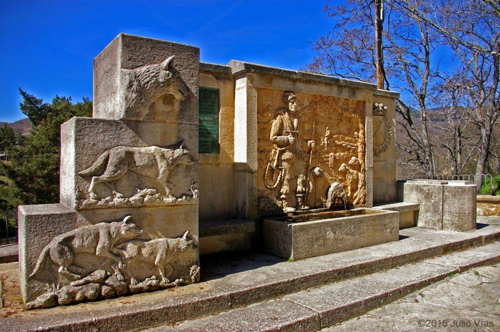 monumento a Tío Francachela en Miraflores, imagen de internet
