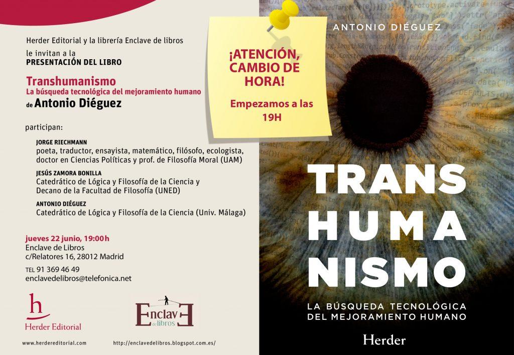 Transhumanismo_invitacion_Enclavedelibros 19 h.