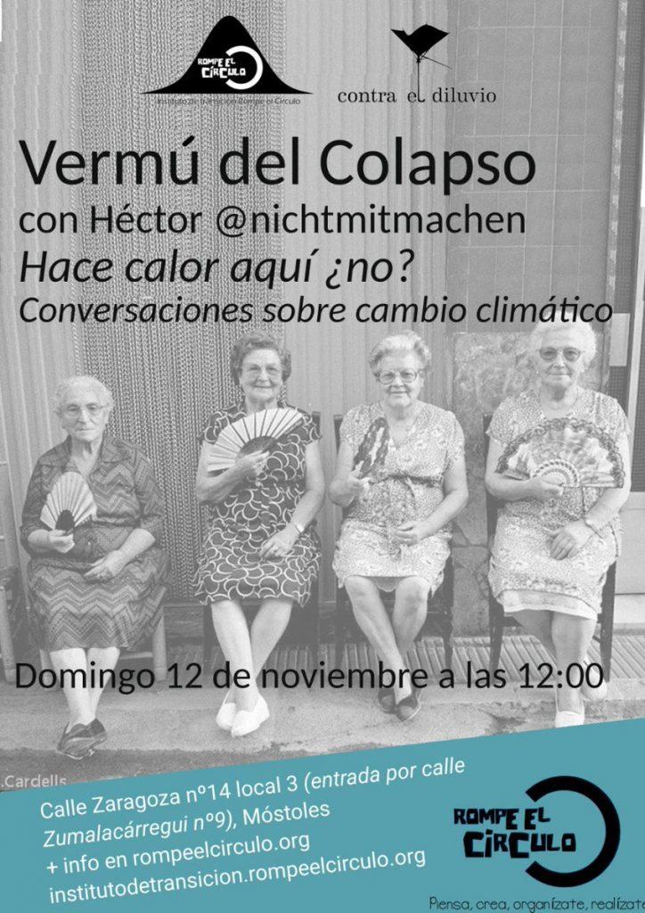 Vermú del Colapso 12.11.17