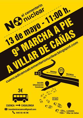 marcha a Villar de Cañas