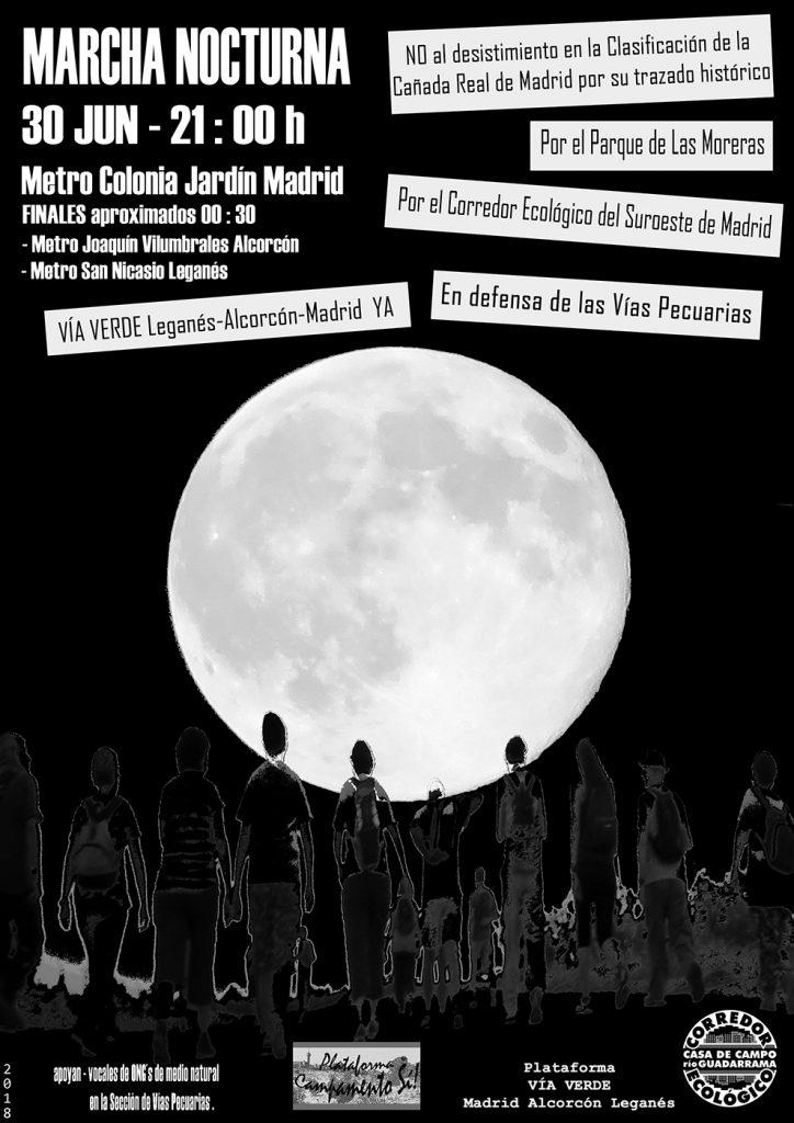 30 06 18 Marcha Nocturna