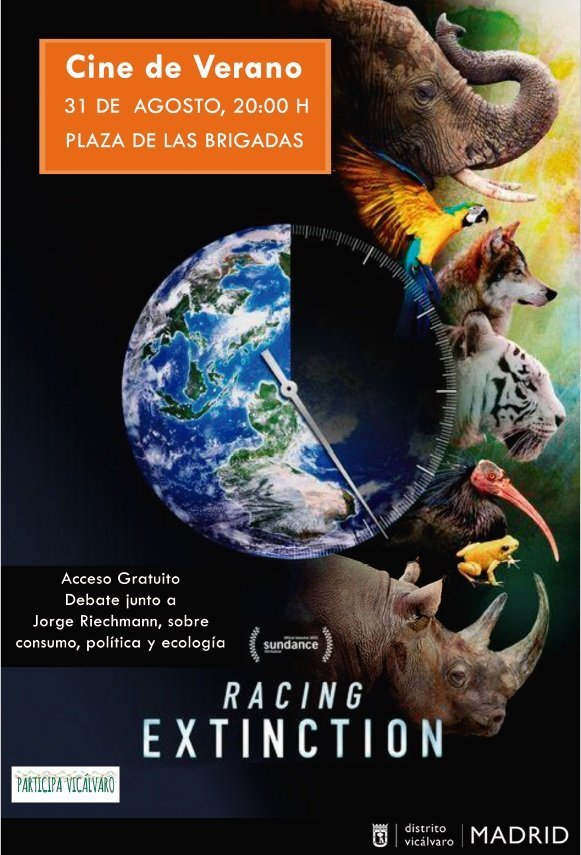RACING EXTINCTION en Vicálvaro