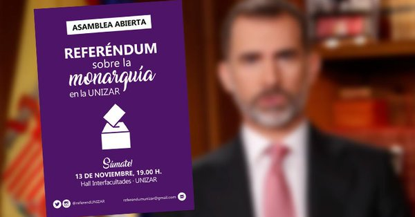 referéndum Unizar