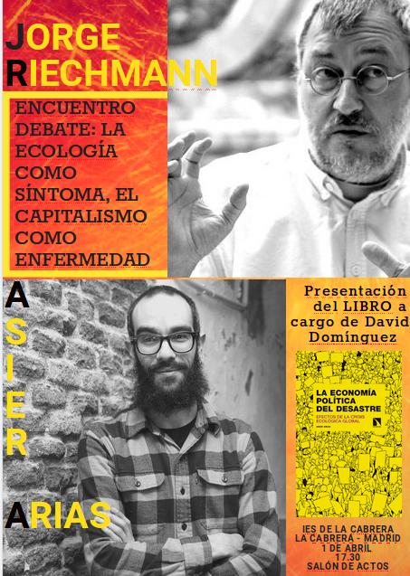 debate 1 de abril, La Cabrera