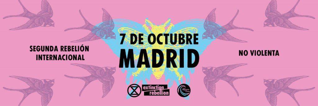 7 de octubre, Madrid