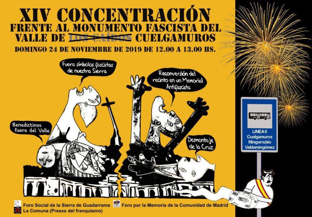 concentración Cuelgamuros