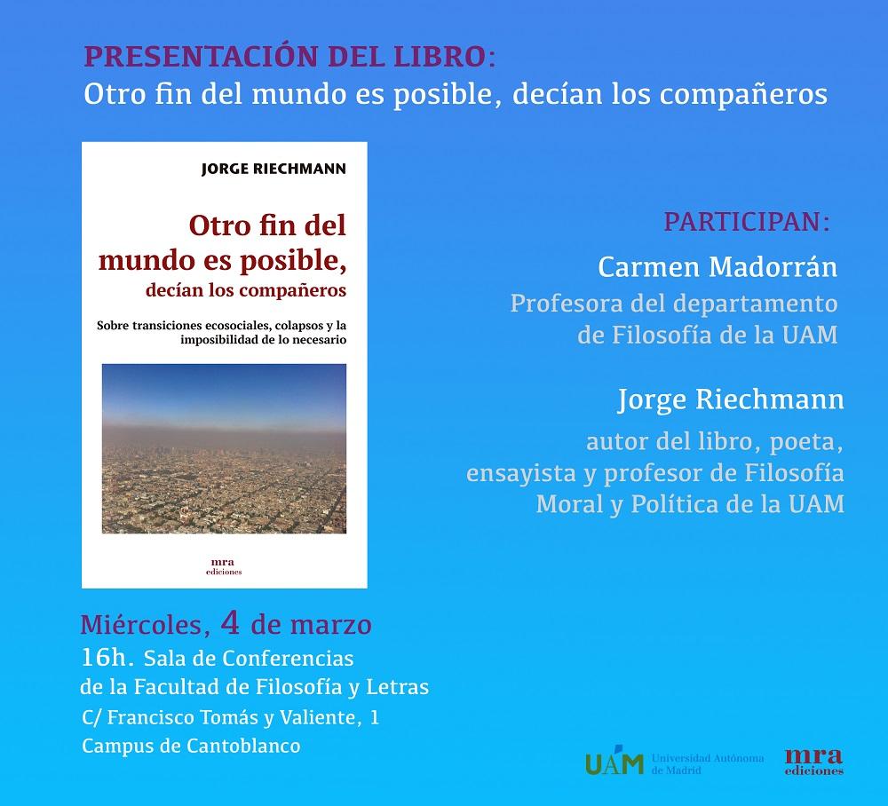 Presentación UAM 4 de marzo