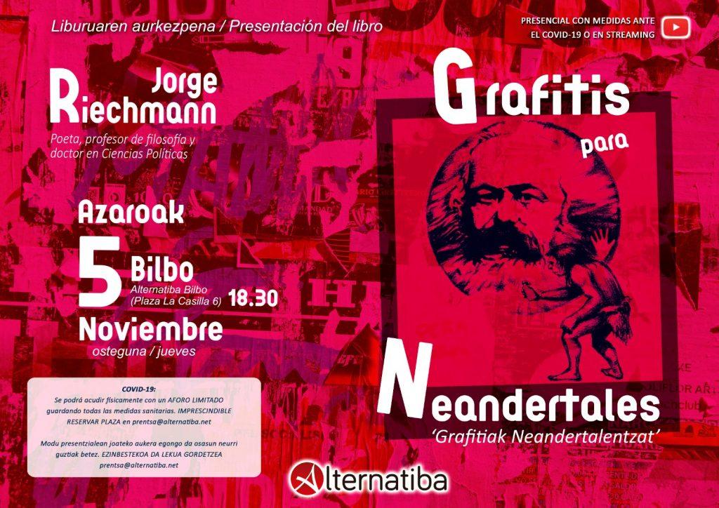 GRAFITIS en Bilbao, 5.11.20