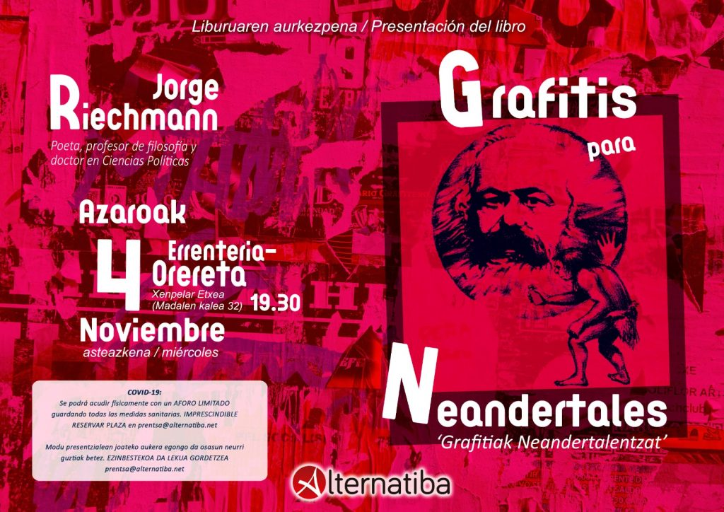 GRAFITIS en Rentería, 4.11.20