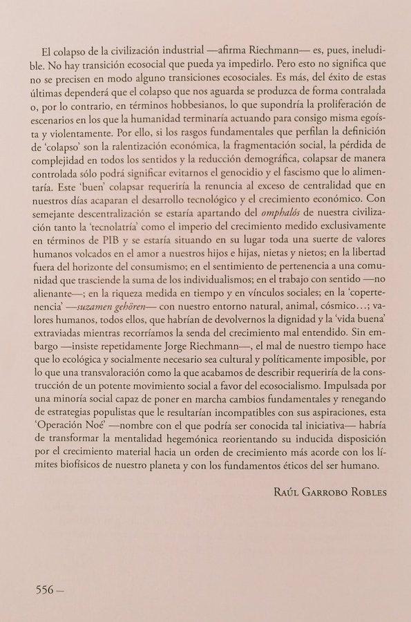 reseña de Raúl Garrobo sobre OTRO FIN DEL MUNDO..., 4