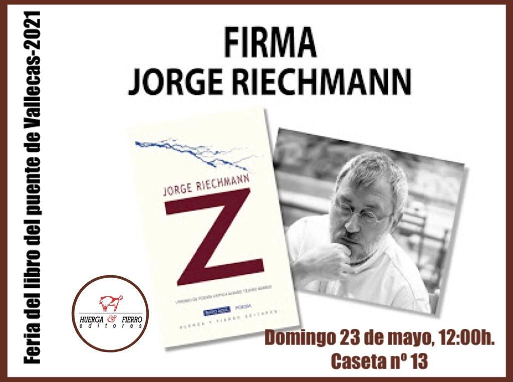 23 de mayo en Feria Libro Vallecas