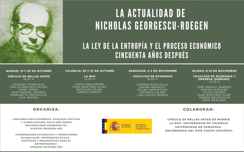 póster horizontal NGR conjunto cuatro jornadas